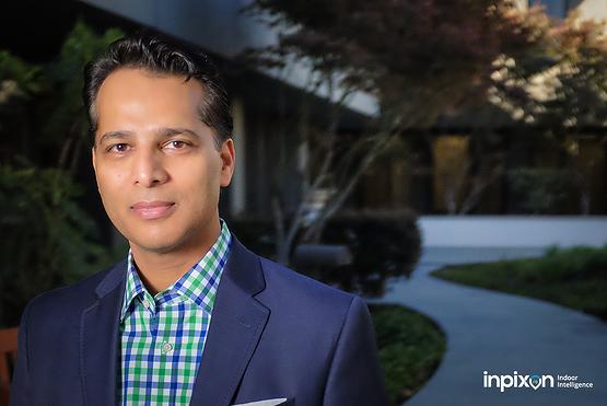 Nadir Ali Inpixon CEO