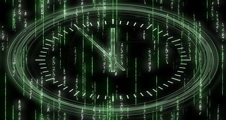 digital-tech-clock