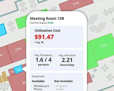 Inpixon Indoor Map