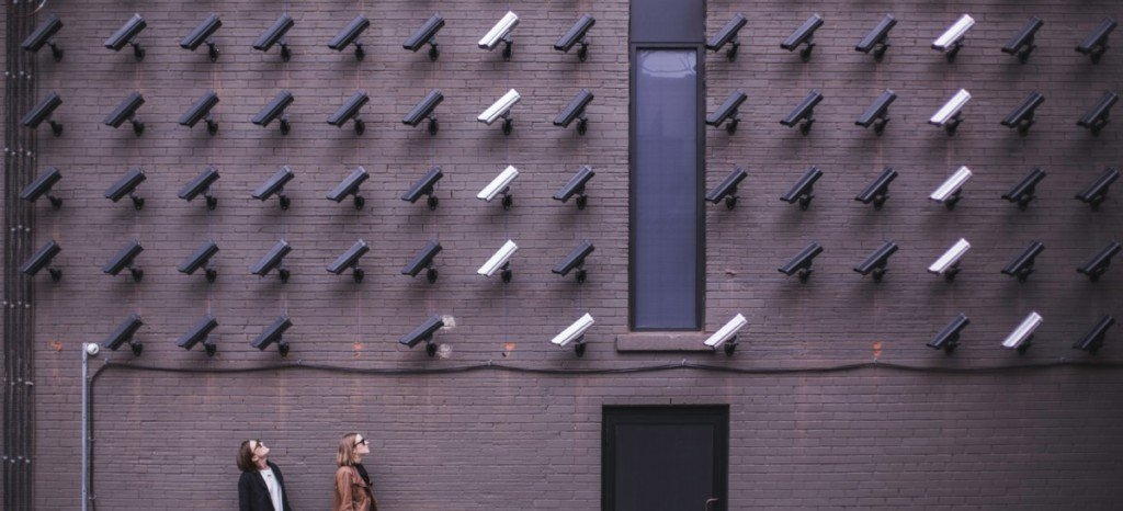 Security cameras watching pedestrians: Cybersecurity