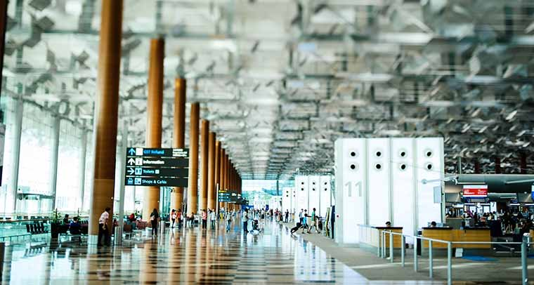 Airport-Indoor-Mapping-Navigation