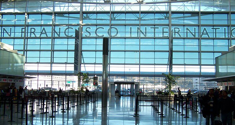 SFO International Airport