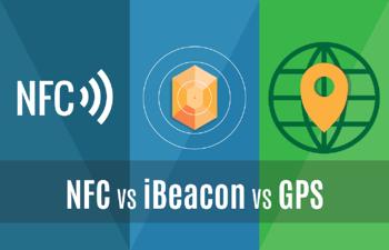 NFC vs iBeacon vs GPS