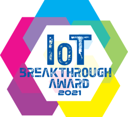 IoT Breakthrough Award - Inpixon Named IoT Sensor Company of the Year