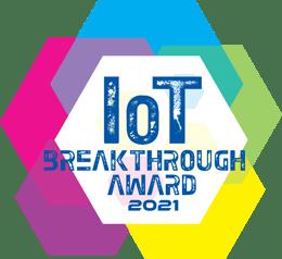 2021 IoT Breakthrough Award - Inpixon Named IoT Sensor Company of the Year