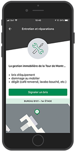 Desjardins Employee App - Maintenance Requests