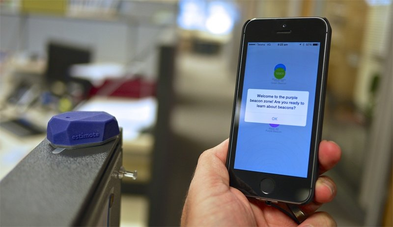 Wayfinding-Software-and-Bluetooth-BLE-Beacons